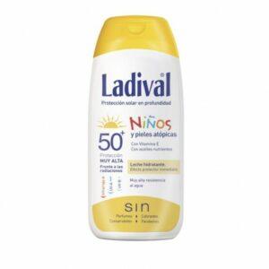 151857 - LADIVAL NIÑOS Y PIEL ATOPICA FPS 50+ 200 ML